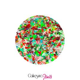 Glitter.Cakey - X-Mas Butterfly