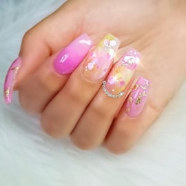 Glitter Blendz - Pink Lemonade