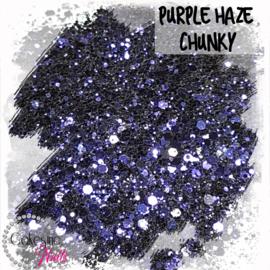 Glitter.Cakey - Purple Haze 'CHUNKY CHAMELEON'