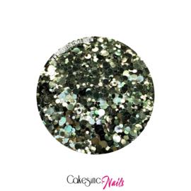 Glitter.Cakey - Military 'METALLIC DOTS'