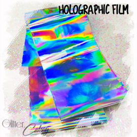 Glitter.Cakey - Holographic Film