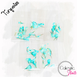Dream Flowers - Turquoise