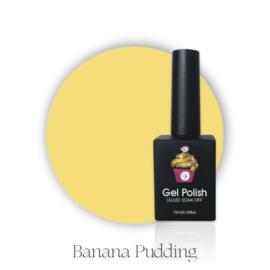 CakesInc.Nails -  Gel Polish '#018 Banana Pudding'