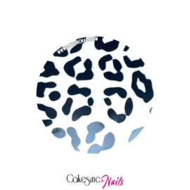 CakesInc.Nails - Transfer Foil 'Leopard Negative Space'