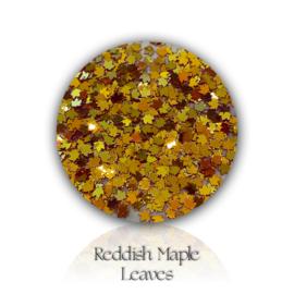 Glitter.Cakey - Reddish Maple Leaves