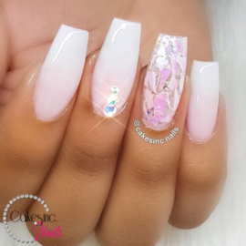 Glitter.Cakey - Cotton Pink Ice