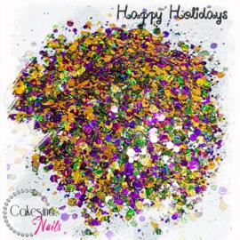 Glitter.Cakey - Happy Holidays