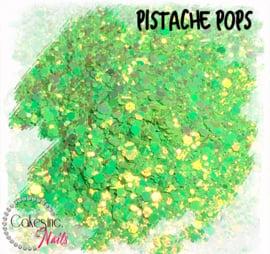 Glitter.Cakey - Pistache Pops 'THE POPS'