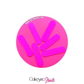 CakesInc.Nails - Mini Nail Files '6pcs'