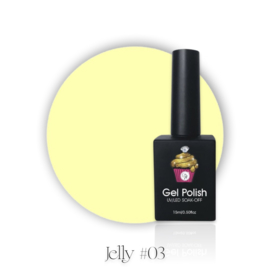CakesInc.Nails -  Gel Polish 'Jelly #03'