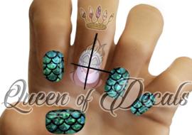 Queen of Decals - Pumpkin Gravey 'NEW RELEASE'