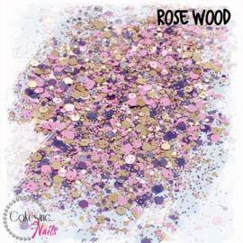 Glitter.Cakey - Rose Wood
