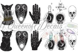 Queen of Decals - Spells Bound