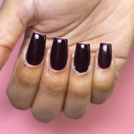 CakesInc.Nails -  Gel Polish '#014 Plum Tart'