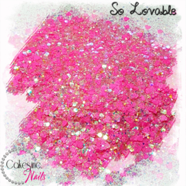 Glitter.Cakey - So Lovable 'CUSTOM MIXED'