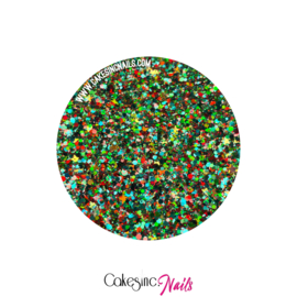 Glitter.Cakey - Holly & Berries