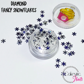Glitter.Cakey - Diamond Fancy Snowflakes