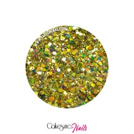Glitter.Cakey - Minty Fresh 'THE GLAM'