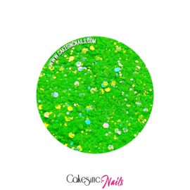 Glitter.Cakey - Honey Lime 'THE GLAM'