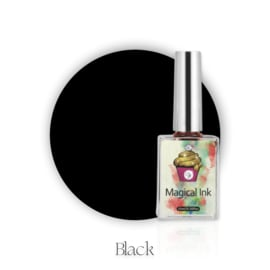 CakesInc.Nails - Magical Ink #009 'Black'