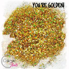 Glitter.Cakey - You're Golden! 'PROM I'