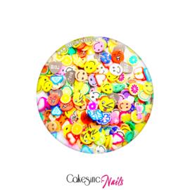 Glitter.Cakey - Mix & Match 'FIMOLANDIA 1'