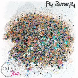 Glitter.Cakey - Fly Butterfly 'CUSTOM MIXED'