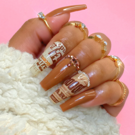 CakesInc.Nails - Vintage Rings