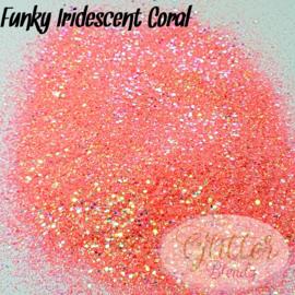 Glitter Blendz - Funky Iridescent Coral