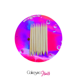 CakesInc.Nails - Orange Wood Sticks
