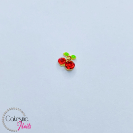 Glitter.Cakey - Golden Cherry Charm