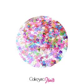 Glitter.Cakey - Butterfly Garden