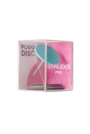 Staleks Pro - PLASTIC PODODISC PRO L '25mm' + 5 Pods (#180 Gritt)