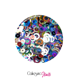 Glitter.Cakey - Funfetti 'THE CIRCLES'