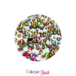 Crystal.Cakey - Rainbow 'MIXED PACK'