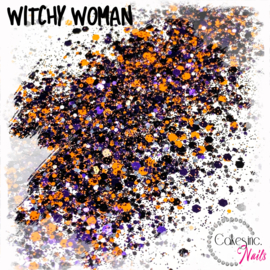 Glitter.Cakey - Witchy Woman 'HALLOWEEN I'