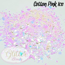 Glitter Blendz - Cotton Pink Ice