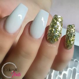 Glitter.Cakey - Gold Flakes