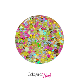Glitter.Cakey - Spring Bomb