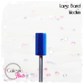 CakesInc.Nails - Large Barrel Medium 'Blue Nano'
