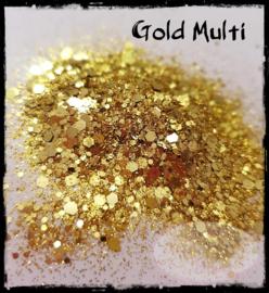 Glitter Blendz - Gold Multi