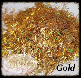 Glitter Blendz - Gold Strips