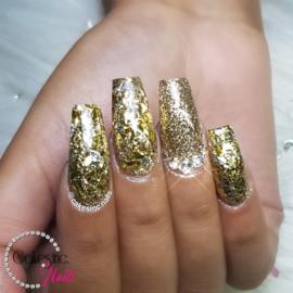 Glitter Blendz - Gold Flakes