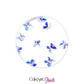 Glitter.Cakey - Blue Haze 'Butterfly Charms Set'