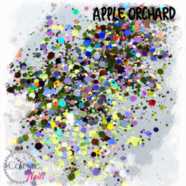 Glitter.Cakey - Apple Orchid 'THE STARTER'