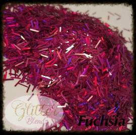 Glitter Blendz - Fuchsia Strips