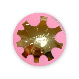 CakesInc.Nails - Easy French Cutter  (#E)