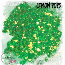 Glitter.Cakey - Lemon Pops 'THE POPS'