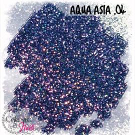 Glitter.Cakey - Aqua Asia .04 'M/F CHAMELEON'