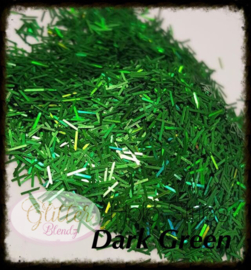 Glitter Blendz - Dark Green Strips